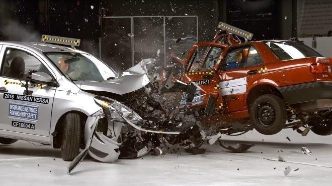Çarpışmadan en sağlam onlar çıkıyor! En güvenli otomobil hangisi?