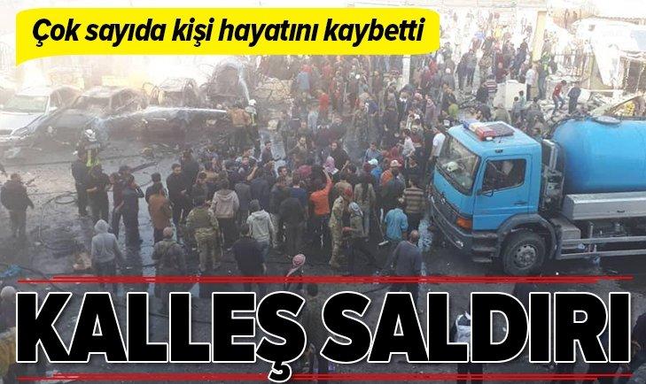 EL-BAB'DA KALLEŞ SALDIRI!