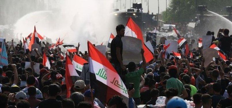 IRAK'TAKİ GÖSTERİLERDE 60 KİŞİ HAYATINI KAYBETTİ