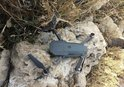 SİİRT'TE PKK''YA AİT DRONE ELE GEÇİRİLDİ