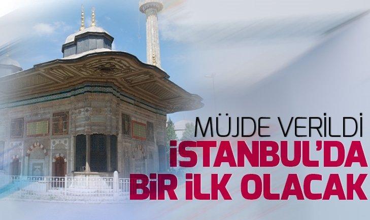 AK Parti'nin İstanbul adayı Yıldırım: İstanbul'un bütün çeşmelerinden su ve internet akacak