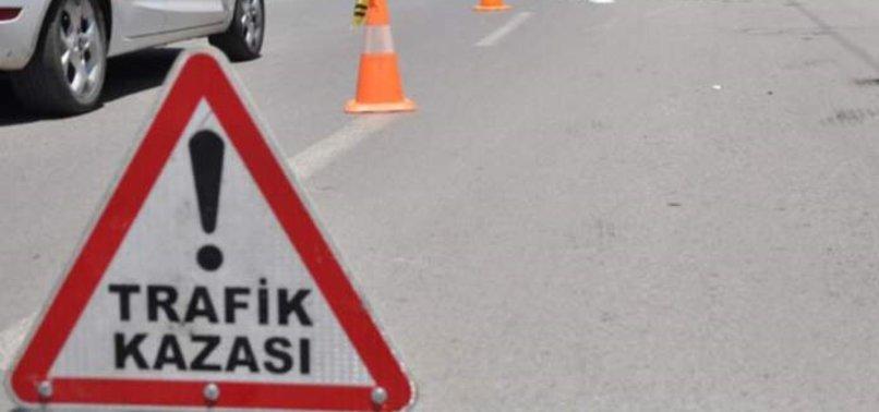 Fahrettin ÇELEN Trafik kazasında Hayatını kaybetti