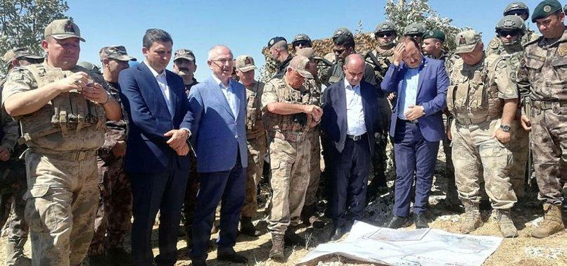 SON DAKİKA: PKK'YA KIRAN-2 OPERASYONU BAŞLADI