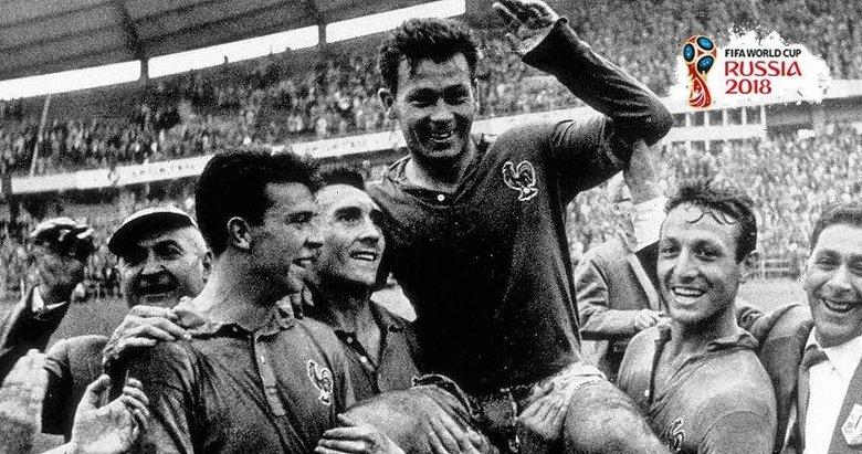 20 Dünya Kupası'nda 29 gol kralı