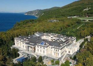 1.3 milyar dolara mal oldu! Rus muhalif Navalnıy yayınladı: Putin'in yeni sarayı