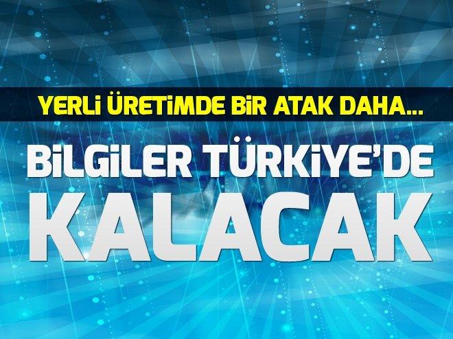 YERLİ E-POSTA GELİYOR!