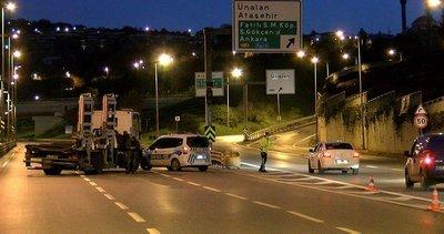 Son dakika: 15 Temmuz Şehitler Köprüsü çift yönlü trafiğe kapatıldı