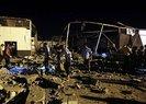 Hafter ateşkesi reddetti, Libya'dan patlama sesleri geldi