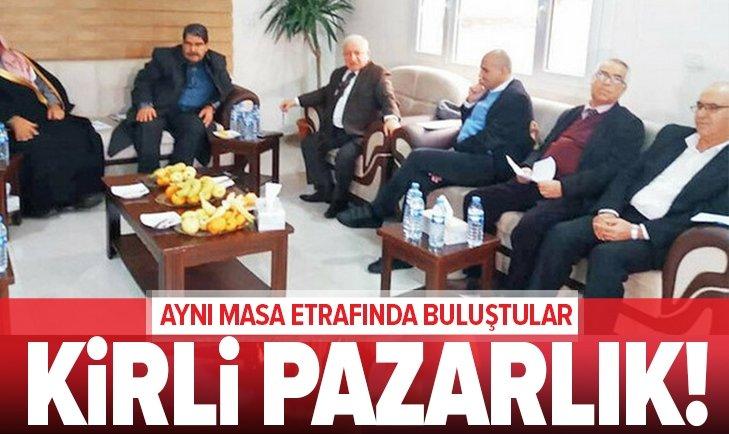 ESAD REJİMİ PYD-PKK İLE MASAYA OTURDU!