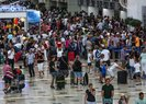 Antalya turizminde yeni rekor! Hava yoluyla 86 bin 308 turist geldi