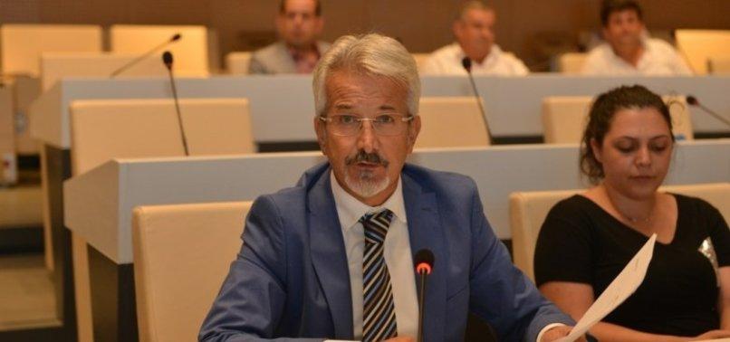 CHP'Lİ BAŞKAN KONUŞTUKÇA BATTI!