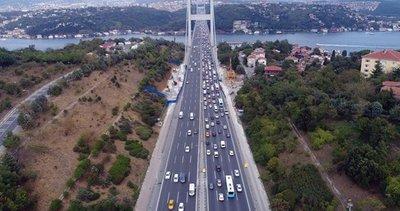 Köprülerden kaçak geçişten ceza kesilenlere müjdeli haber