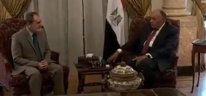 MISIR, TERÖRİSTLERİ AĞIRLADI!