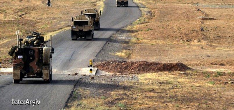 NATO KONVOYUNA BOMBALI SALDIRI