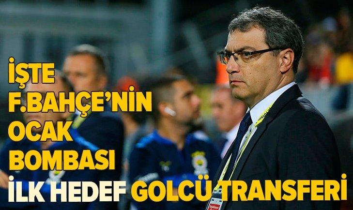 FENERBAHÇE'DE İLK HEDEF GOLCÜ TRANSFERİ!
