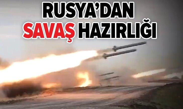 RUSYA'DAN GÖVDE GÖSTERİSİ!