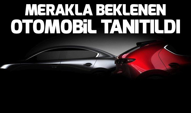 Mazda 3 tanıtıldı! İşte Avrupa'daki motor seçenekleri...