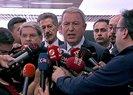 Bakan Akar'dan Barış Pınarı Harekatı ile ilgili yeni açıklama