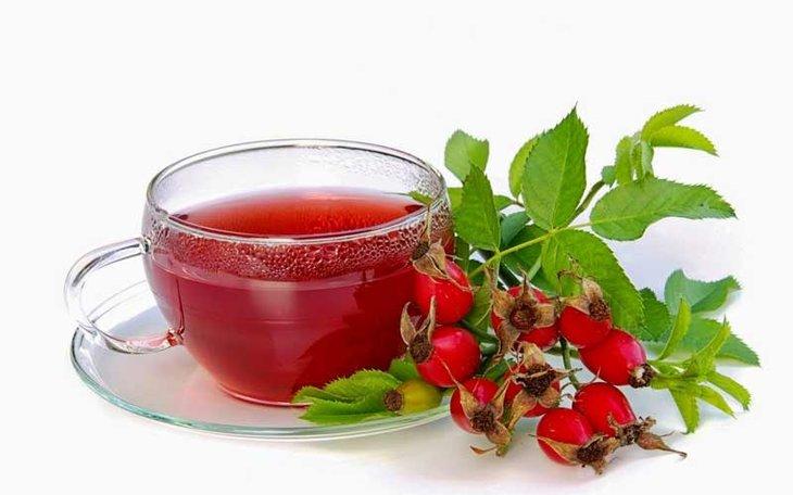 Kuşburnu çayı içmek için 9 neden