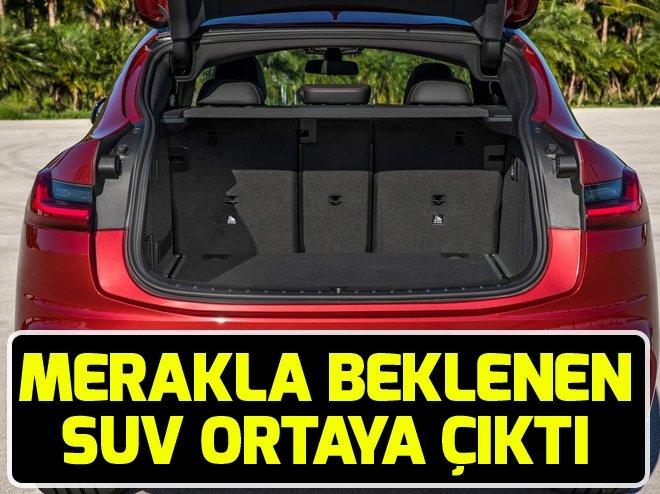 BMW X4 ORTAYA ÇIKTI