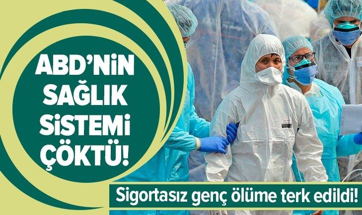 SİGORTASIZ GENÇ ÖLÜME TERK EDİLDİ!