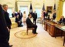 Sırbistan Cumhurbaşkanı Vucic'in Trump karşısındaki içler acısı hali Ecevit'i akıllara getirdi! İşte ABD'nin istediği düzen