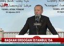 Başkan Erdoğan butona bastı! Süryani Kilisesinin temeli atıldı...