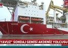Yavuz Akdeniz'e iniyor |Video