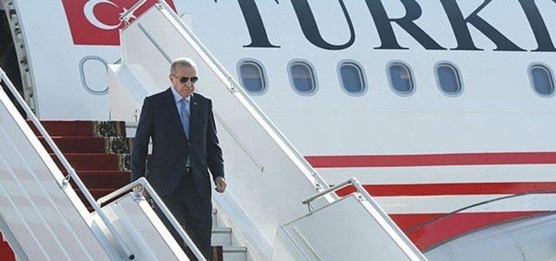 Son dakika   Başkan Erdoğan KKTC'ye geldi