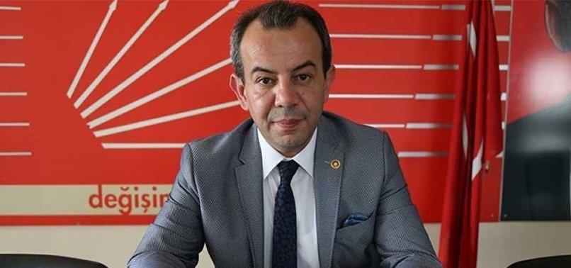 CHP'li Bolu Belediye Başkanı Tanju Özcan'dan halka ağır hakaret!