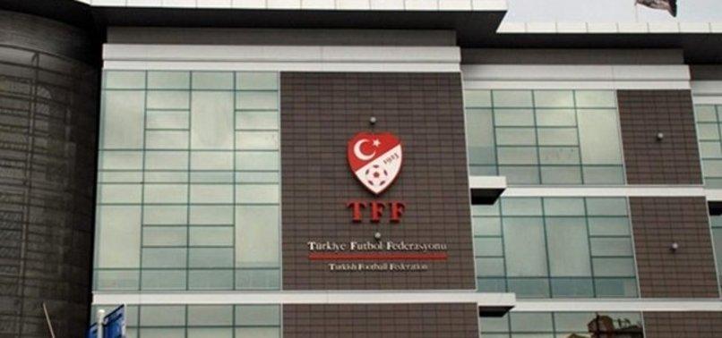TFF'DEN UEFA VE KÜME DÜŞÜRME İDDİASINA YANIT