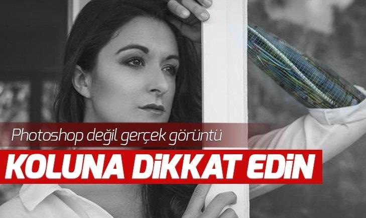 BU GÖRÜNTÜLERDE PHOTOSHOP YOK! HEPSİ GERÇEK AMA...