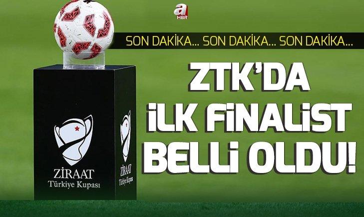 ZTK'da ilk finalist belli oldu