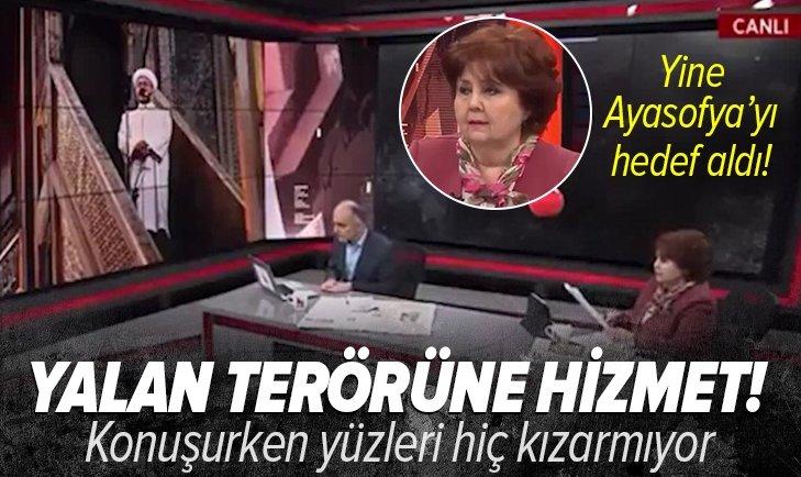 Halk TV'de yalan terörüne hizmet!