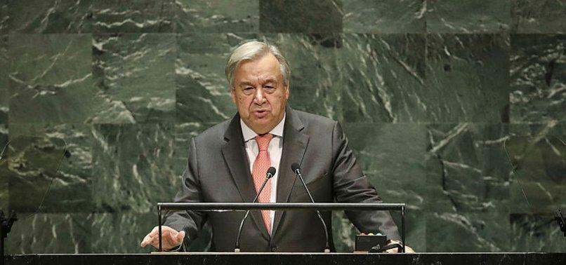 BM'DEN 'KÖRFEZ' UYARISI: SİLAHLI BİR ÇATIŞMA OLASILIĞI VAR