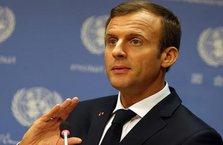 Macron: Türkiye konusunda anlaştık!