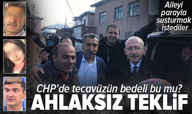 Son dakika | CHP'de bir tecavüz skandalı daha! Kılıçdaroğlu'nun gıkı çıkmıyor