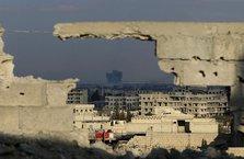 Esad rejimi ateşkese uymadı