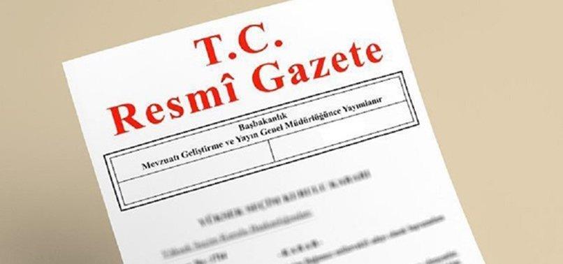 YSK'NIN REFERANDUM KARARLARI RESMİ GAZETE'DE