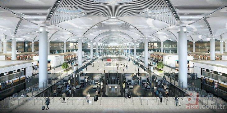 İstanbul Yeni Havalimanı ilkleriyle tarihe geçecek!