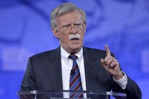 Trump'ın yeni danışmanı Bolton savaş yanlısı tavrıyla dikkati çekiyor