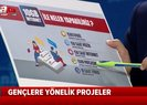 Binali Yıldırım kankalarına müjdeyi canlı yayında verdi |Video
