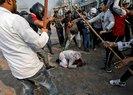 Hindistan'da eziyet sürüyor! Faşist çeteler Müslümanları hedef aldı: 37 ölü | VİDEO