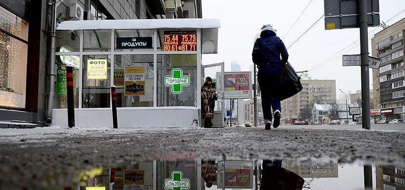 RUSYA'NIN BÜTÇE AÇIĞI 1,48 TRİLYON RUBLE