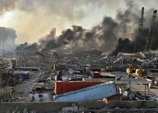 Beyrut'taki feci patlamada yeni gelişme! Ölü sayısı yükseliyor