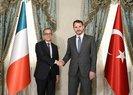 Bakan Albayrak, İtalya Ekonomi Bakanı Tria ile görüştü