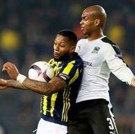 Fenerbahçe - Krasnodar maçından kareler