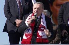 Erdoğan: Bizim kanımızda sivilleri vurmak yok!