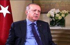 Erdoğan'dan tezkere açıklaması