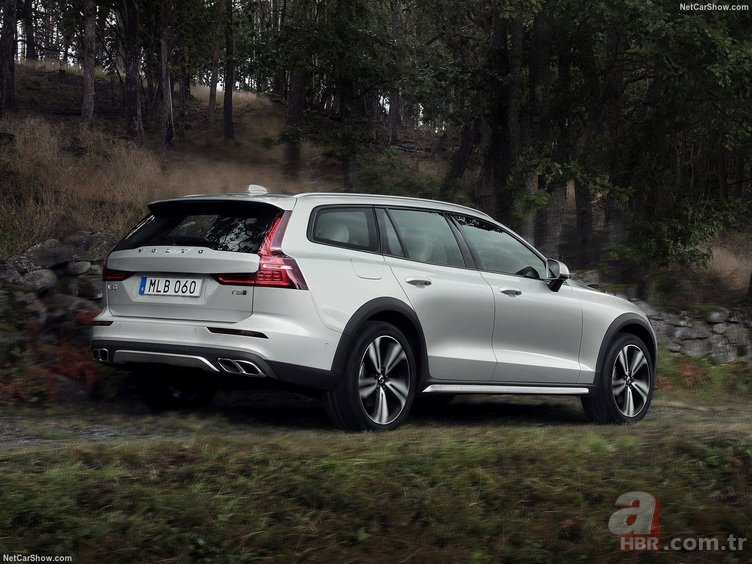 Volvo V60 Cross Country >> 2019 Volvo V60 Cross Country Ortusunu Kaldirdi Ahaber Son Dakika